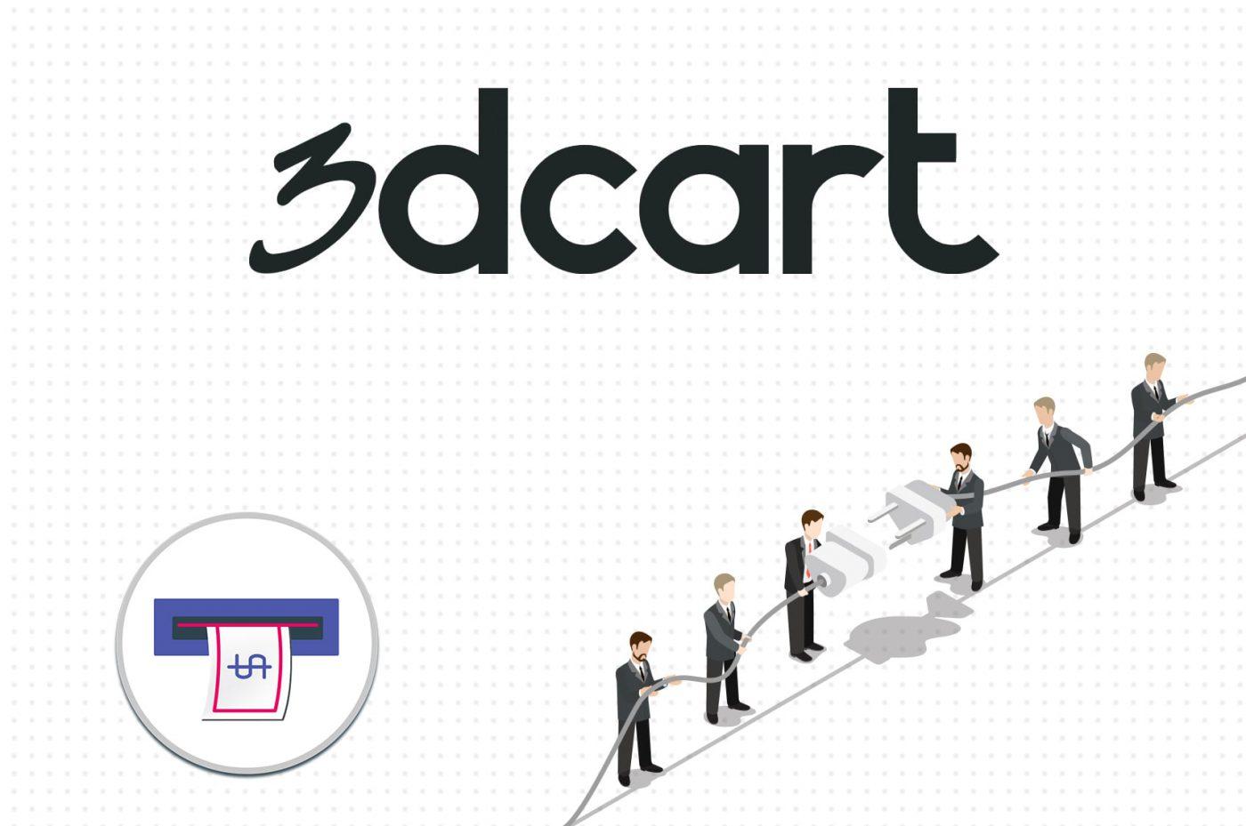 3dcart ups shipping app