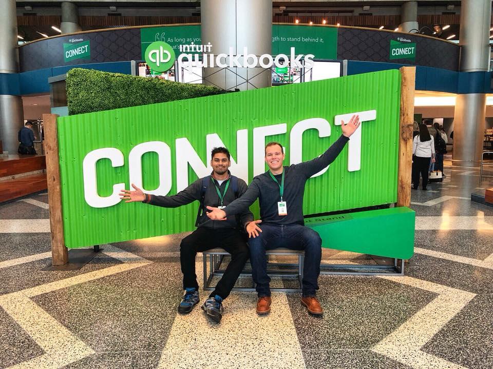 Share a Refund founders Nick Hoffman and Ankit Sharma